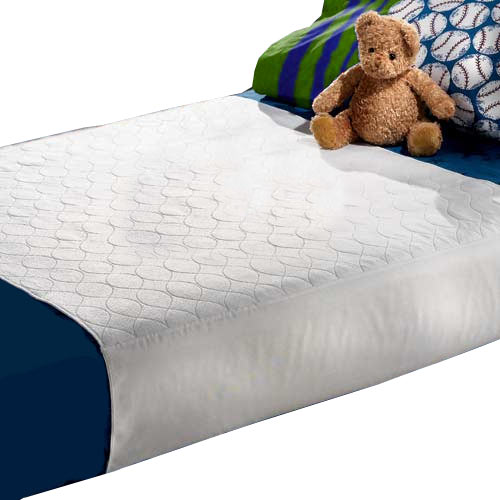 Saddle Style Mattress Protector For Cribs & Beds