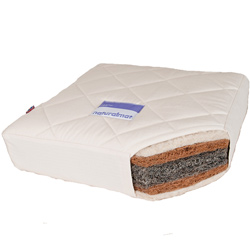 Mohair Organic Crib Mattress