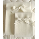 Organic Crib Puddle Pad Mattress Pad