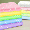 Cradle Pastel Pindots Sheet